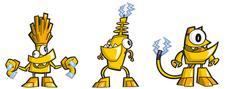 Electroids