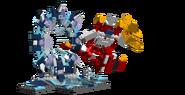 Air Leon on Lego Dimensions Portal