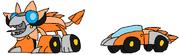Cyber Spugg Wheelie