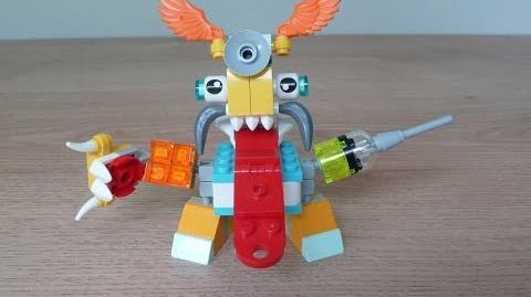 LEGO MIXELS TOTOBRICKS CREATIONS 9 Special Series 8