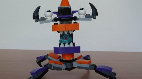 LEGO MIXELS WIZWUZ and TENTRO MIX or MURP ? With Lego 41526 and Lego 41516