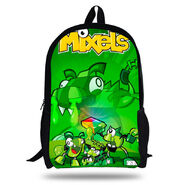 Children-Mixels-Game-Printing-Backpack-Nylon-Backpacks-for-Teenage-Boys-Girls-Travel-School-Bag-Bolsa-Mochila