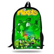 Children-Mixels-Game-Printing-Backpack-Nylon-Backpacks-for-Teenage-Boys-Girls-Travel-School-Bag-Bolsa-Mochila