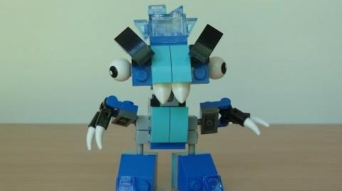 LEGO MIXELS CHILBO LEGO 41540 Frosticons Tribe Mixels Serie 5