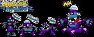 Mixels fanmade series 1 psycheners by jackoboriginal dda4rg6