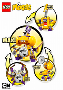 Mixies Max instructions
