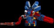 Lego Drazor Slycerak Mix