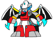 Cyber Frosticons Max Lazerbolt