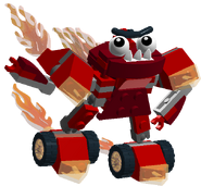 Lego Cyber Zorch