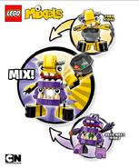 Vaka waka forx mix instruction page