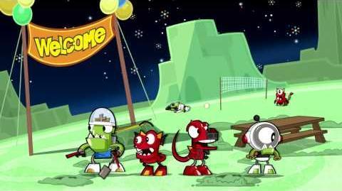 LEGO® Mixels - Crater Tots