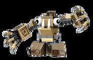 LEGO MIXELS Hoogi Transparent