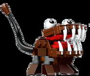 LEGO MIXELS Jawg Transparent