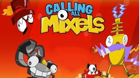 Calling All Mixels - iPhone iPod Touch iPad - Gameplay