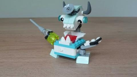 LEGO MIXELS SURGEO LEGO 41569 Medix Mixels Series 8