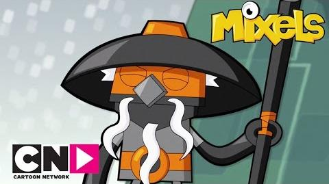 King Nixel Mixels Cartoon Network