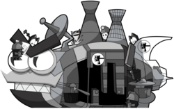 SpookyMajorNixelShip