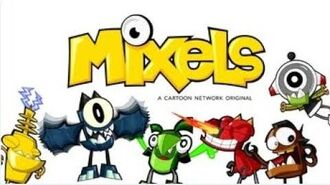 Season 2 - Mixel Moon Madness