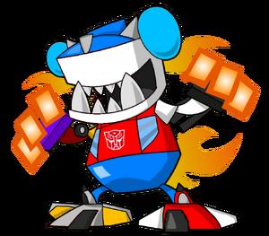 Infernites Max as Ultra Prime