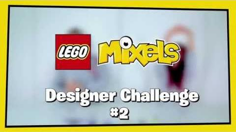LEGO® Mixels Designer Challenge 2 Build an Awesome Mixels Moon Mix