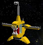 Mixels LEGO Submo