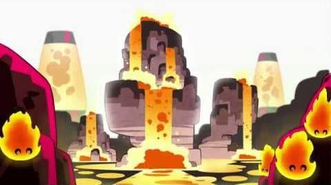 LEGO® Mixels - Saison 1 Episode 2 Douche de lave