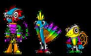 Rainbowllistics V2