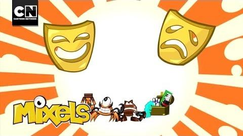 Vaudeville Fun I Mixels I Cartoon Network