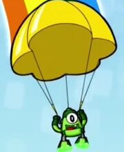 ParachuteBooger
