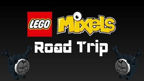 LEGO Mixels - Road Trip Episode Trailer