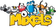 Mixel franchise logo