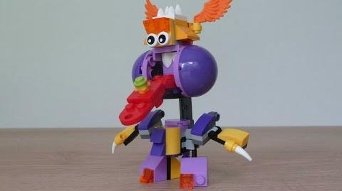 LEGO MIXELS TOTOBRICKS CREATIONS 5