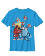 Mixels Fire and Ice Boys Graphic T Shirt