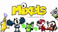 MIXELS Wave 4 Shorts - Opening Sequence