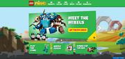 Mixels June LEGO Site