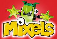 LEGO NEWS SHOW Mixels logo