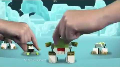 LEGO Mixels Series 4 Commercial 2015 • HD