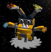 Mixels LEGO Cristle