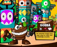 Gobba Mixels.com bio