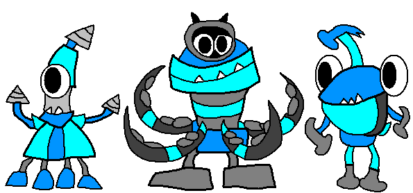 Jaredqwe's Constructoids in my style
