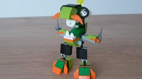 LEGO MIXELS COBRAX DRIBBAL MIX or MURP? Instructions Lego 41575 Lego 41548