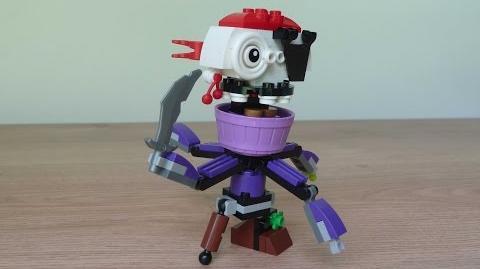 LEGO MIXELS SKULZY BERP MIX or MURP? Instructions Lego 41567 Lego 41552
