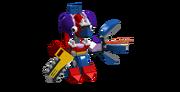 Lego PredasparkDrazor Mix