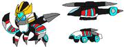 Cyber Octorn Drift