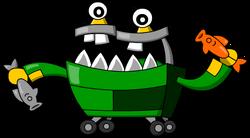 GobbolVectorByDerek