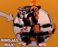 Nindjas Max box