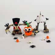 A year old Mixels halloween pic - LEGO PostedImage