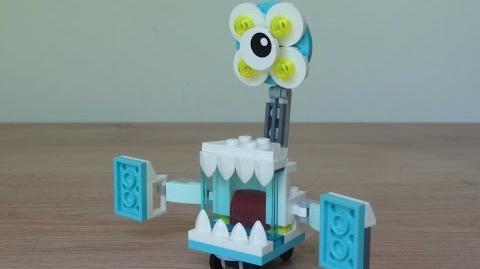 LEGO MIXELS SKRUBZ LEGO 41570 Medix Mixels Series 8
