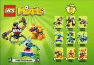 All mixels series 5