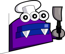 Wiztastic Chef Vector